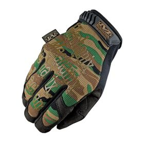 Mechanix Original woodland rukavice taktické
