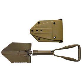 MFH 3 dielna skladacia BW lopatka celokovová s púzdrom