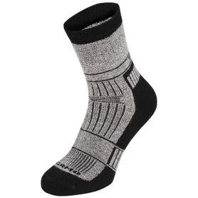 MFH termo ponožky 1 pár sivé