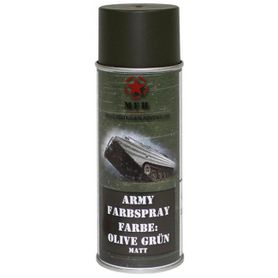 MFH army sprej olivový matný