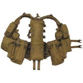 MFH Bags taktická vesta, coyote