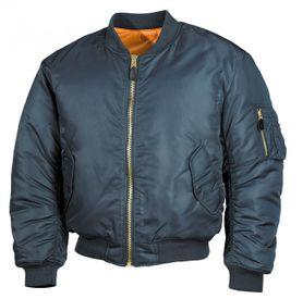 MFH Bomber pilot bunda modrá