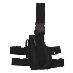 MFH Bull stehenné ľavostranné puzdro na zbraň, čierne