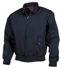 Pro Company Harrington bunda anglického štýlu modrá