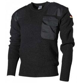 MFH Bundeswehr sveter čierny