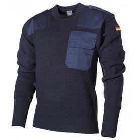 MFH Bundeswehr sveter modrý