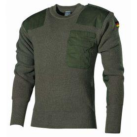 MFH Bundeswehr sveter olivový