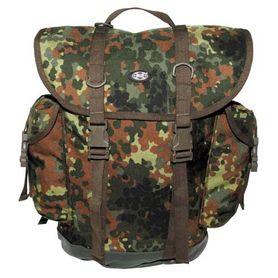 MFH BW horský ruksak Cordura vzor flecktarn 30L