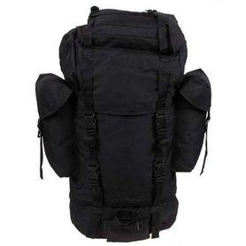 MFH BW nepremokavý ruksak čierny 65L