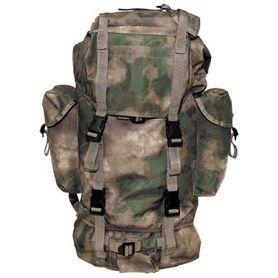 MFH BW nepremokavý ruksak vzor HDT-camo FG 65L