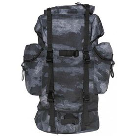 MFH BW nepremokavý ruksak vzor HDT-camo LE 65L