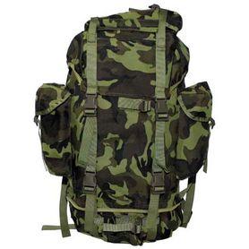 MFH BW nepremokavý ruksak vzor M95 CZ maskáč 65L