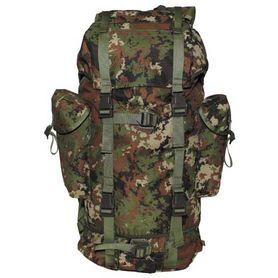MFH BW nepremokavý ruksak vzor Vegetato 65L