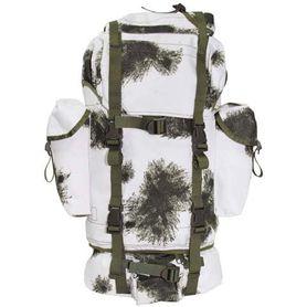 MFH BW nepremokavý ruksak vzor Wintertarn 65L
