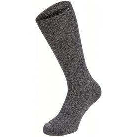 MFH BW Sckn ponožky 1 pár, sivé
