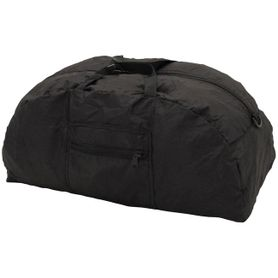 MFH cestovná skladacia taška, čierna
