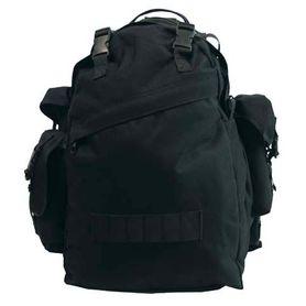 MFH Combo ruksak čierny 40L