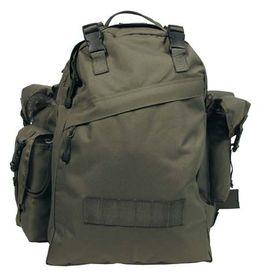 MFH Combo ruksak olivový 40L
