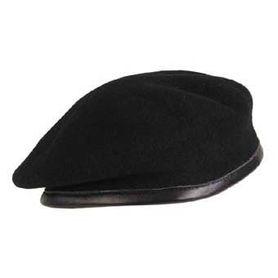MFH Commando baretka čierna