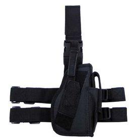 MFH Easy stehenné pravostranné puzdro na zbraň, čierne
