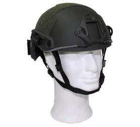 MFH Fast helma, olivová