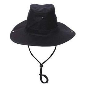 MFH Cowboy klobúk čierny