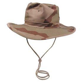 MFH Cowboy klobúk vzor 3col desert