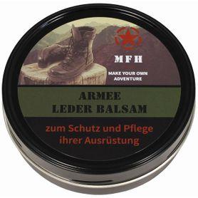 MFH Army Krém na obuv bezfarebný 150 ml