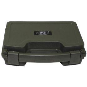 MFH kufrík na krátku zbraň, olivový 26x20,5x7,5 cm