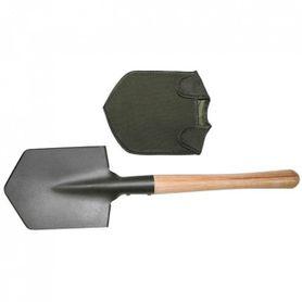 MFH lopata s drevenou rúčkou a puzdrom