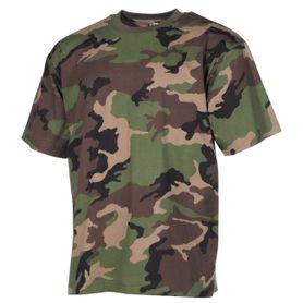 MFH maskáčové tričko vzor M97 SK tarn, 170g/m2