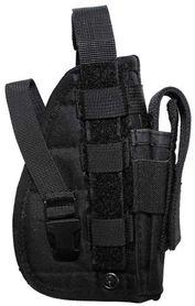 MFH Molle opaskové puzdro na zbraň, čierne