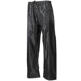MFH nepremokavé nohavice polyester s PVC olivové