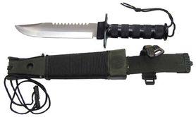 MFH Nôž na prežitie Jungle II 35,5cm