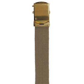 MFH opasok s kovovou prackou 3cm khaki