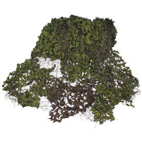 MFH použitá maskovacia sieť olivová 5 x 5m