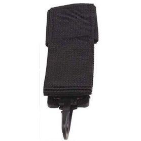 MFH karabina na kľúče čierna