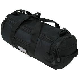 MFH Round taška, čierna 45x19 cm