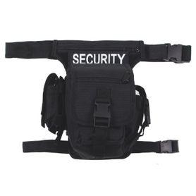 MFH Security bedrová ľadvinka, čierna