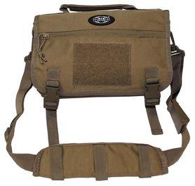 MFH Side taška cez rameno, coyote