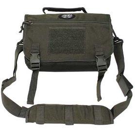 MFH Side taška cez rameno, olivová