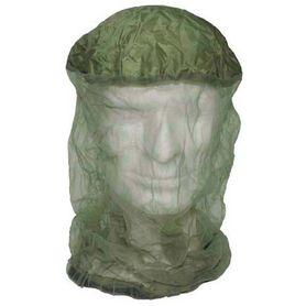 MFH moskytiéra na hlavu olivová