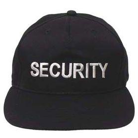 MFH šiltovka security čierna