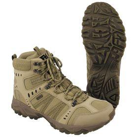 MFH Taktická obuv, Combat Tactical, coyote