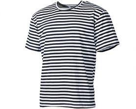 MFH tričko ruské námornícke čierne