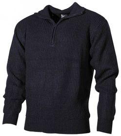 MFH troyer islandský sveter modrý