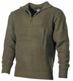 MFH troyer islandský sveter olivový