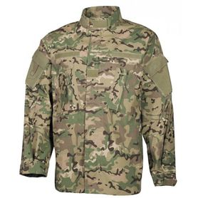 MFH US ACU blúza Rip-Stop vzor operation-camo