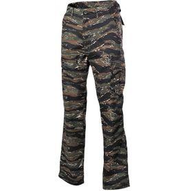 MFH US BDU pánske nohavice tiger stripe