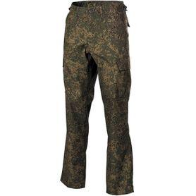 MFH US BDU pánske nohavice ruský digital